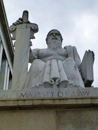 majesty of law